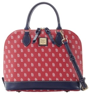 Dooney & Bourke St. Louis Cardinals Zip Zip Satchel