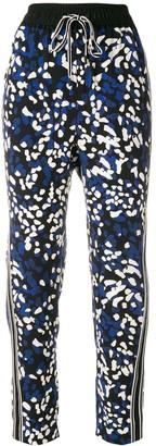 3.1 Phillip Lim Printed Drawstring Trousers