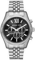 Michael Kors Lexington Bracelet Chronograph Watch, 44mm x 54mm