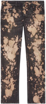 Gucci Bleached denim tapered pant - men - Cotton - 30