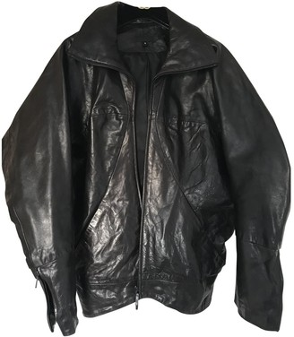 Zero Maria Cornejo Zero+maria Cornejo Brown Leather Jacket for Women