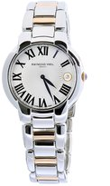 Raymond Weil Women's 5235-S5-00659 Jasmine Two-Tone Steel Bracelet Watch