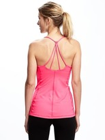 Old Navy Go-Dry Strappy Racerback Tank for Women