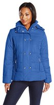 Big Chill Women's Short Puffer Jacket