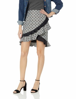 Nicole Miller Women's Dress Mini Skirt