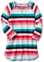 Gap Bright stripe nightgown