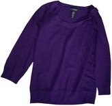 Lauren Ralph Lauren Purple Silk Knitwear for Women