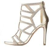 Charlotte Russe Rhinestone Embellished Caged Sandals