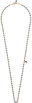 Isabel Marant Gold and Black Casablanca Necklace