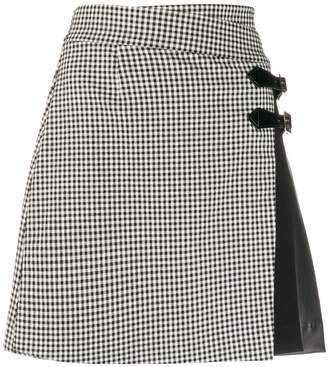 Liu Jo wrap style skirt