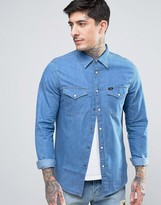 Lee Denim Western Shirt