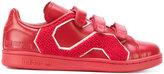 Raf Simons contrast panel sneakers