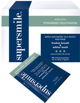 Supersmile Single-Dose Powdered Mouthrinse, 60 Count
