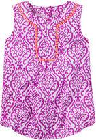Carter's Sleeveless Print Tunic - Preschool Girls 4-7