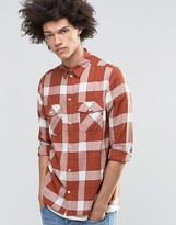 Weekday West Shirt Check Shirt
