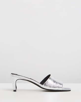 CAVERLEY Candice Leather Mules