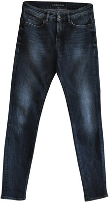 Drykorn Blue Cotton - elasthane Jeans for Women
