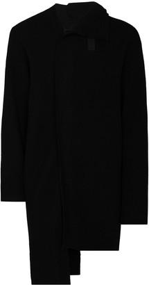 Yohji Yamamoto Asymmetric Cardigan