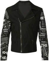 Yohji Yamamoto Rider jacket