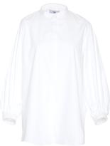 Tibi Satin Poplin Shirt