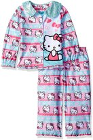 "Hello Kitty Little Girls' Toddler ""Kitty Infinity"" 2-Piece Pajamas"