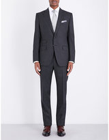 Tom Ford Regular-fit Checked Wool Suit