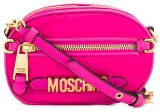 Moschino small logo crossbody bag