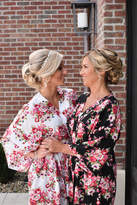 Etsy Set of 2 Bridesmaid Floral Robes, Bridesmaid Gifts, Getting Ready Robes, Set of Bridesmaid Robes, K