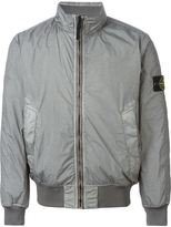 Stone Island padded bomber jacket - men - Polyamide/Resin - XL