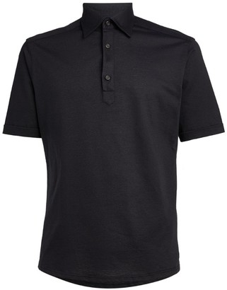 Eton Cotton Polo Shirt