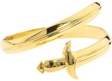 Noir Jewelry - Wrap Around Dagger Bracelet (Gold) - Jewelry