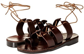 Jerusalem Sandals Deborah (Brown) Women's Sandals