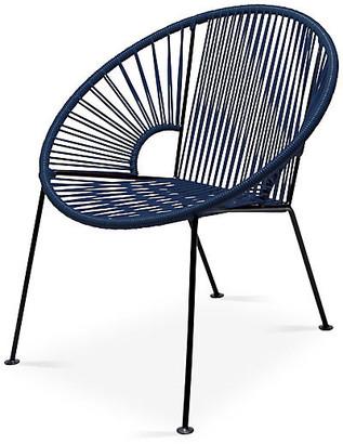 Mexa Ixtapa Lounge Chair - Navy