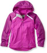 L.L. Bean Kids' Trail Model Rain Jacket, Lined
