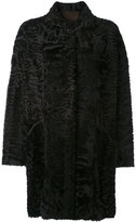 Liska - Hyrmes coat - women - Lamb Fur - S