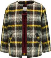 Stella Jean Checked bouclé jacket
