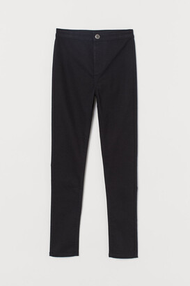 H&M Generous Fit Twill trousers