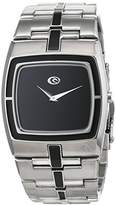 Rip Curl men's Quartz Watch Analogue Display and Stainless Steel Strap A2125-G90