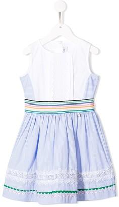 Simonetta Applique Detail Dress