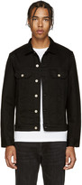 Paul Smith Black Denim Jacket