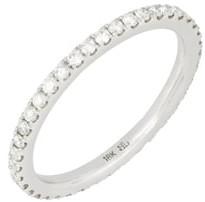 Bony Levy Diamond Eternity Band Ring