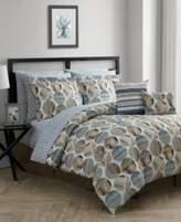 Jessica Sanders CLOSEOUT! Drake Reversible 12-Pc. King Comforter Set