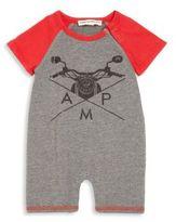 Appaman Baby's Skater Raglan Romper