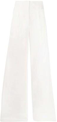 Tela High-Waisted Trousers