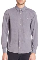Wesc Ivan Casual Button-Down Shirt
