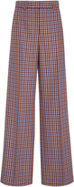 Tory Burch Ainsley Check Trouser