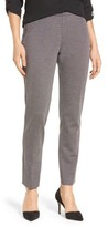 Chaus Women's Slim Twill Ponte Knit Pants