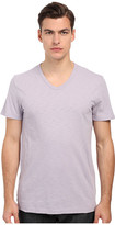 Vince Refined Slub V-Neck T-Shirt