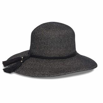 Physician Endorsed Women's Adjustable Head Size Devon Round Crown Hat