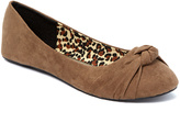 Charles Albert Taupe Knotted Flat